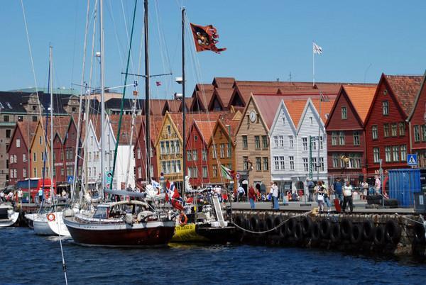 Norges historia