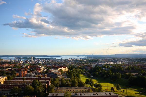 Lite mer om Oslo