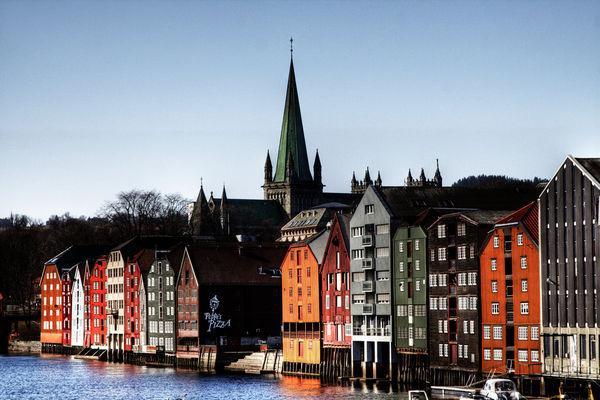 Sevärdheter i Norge