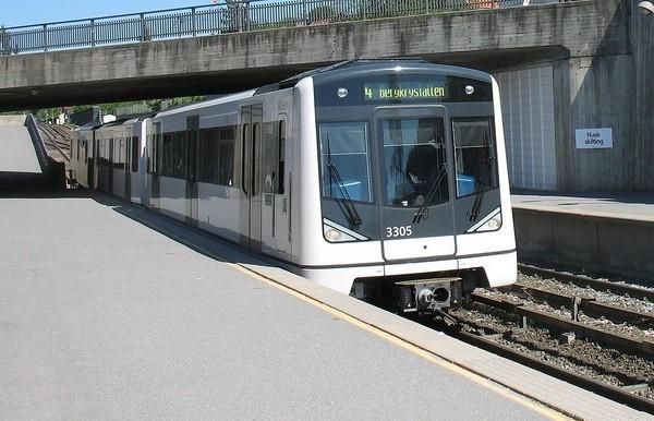 Oslos tunnelbana