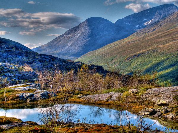 Vandra i Norge