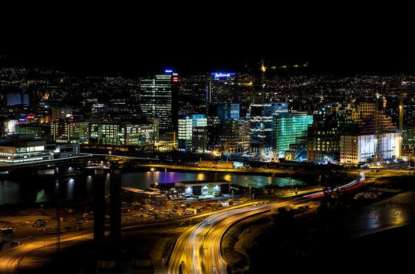 Oslos nattliv
