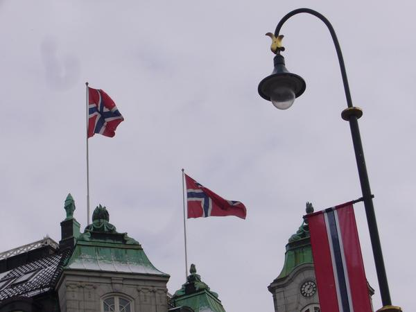 Norges kung