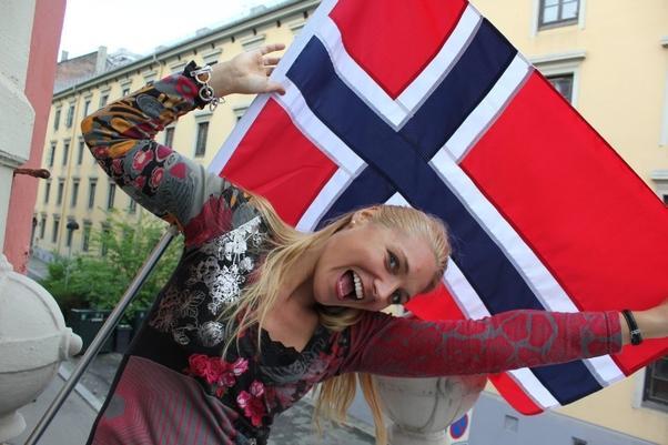 """""""Norrmän värdesätter verkligen svenskar!"""""""