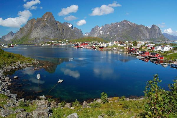Norska löner