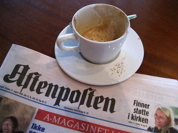 Håll koll på Norges tidningar