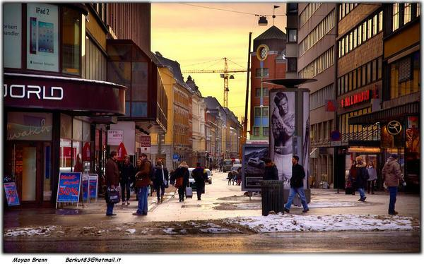 Norges bostadspriser faller