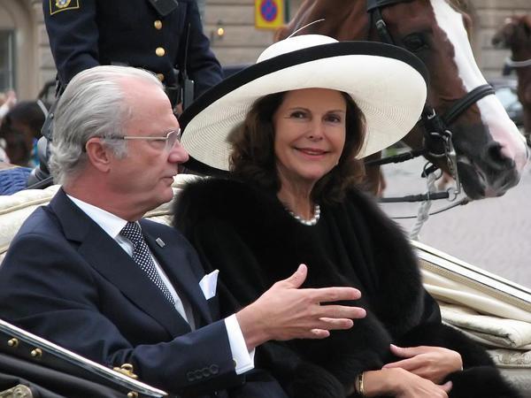 Sveriges kung kommer att närvara vid norskt nationalfirande